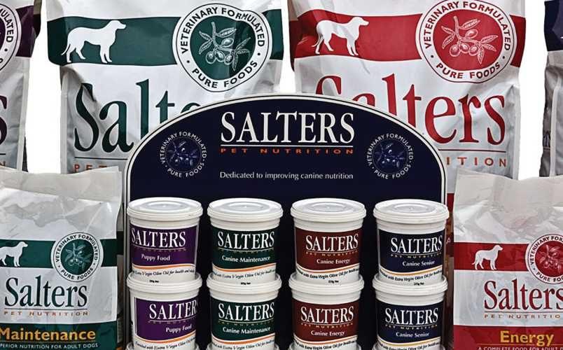 Is Salters Dog Food Good